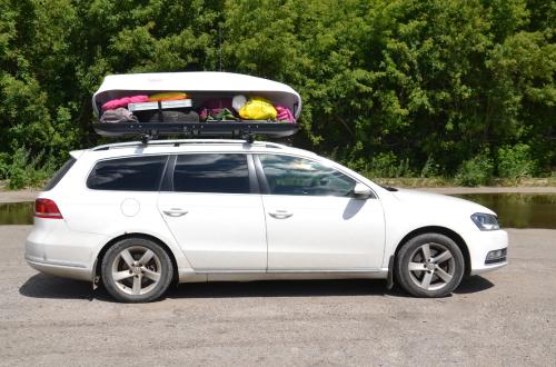 Как выбрать бокс на крышу автомобиля