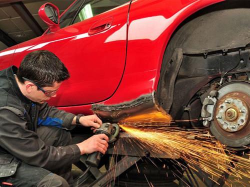 Кузовной ремонт: с чего начать