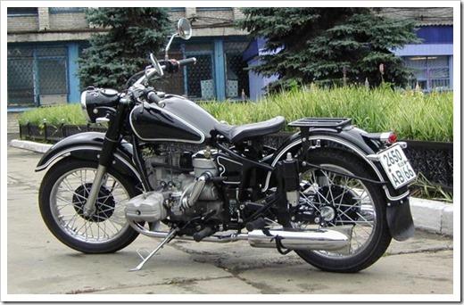 Работа над внешним видом мотоцикла