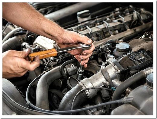 Существующие виды ремонта авто