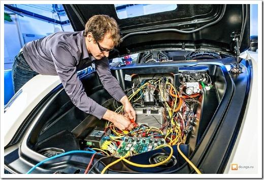 Повышение значимости профессии автоэлектрика
