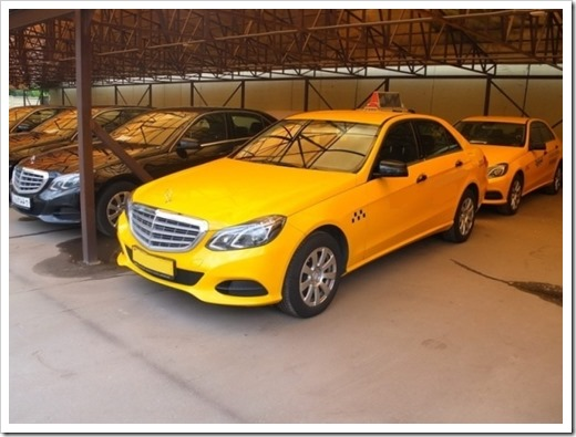 Бизнес-класс в Яндекс.Такси
