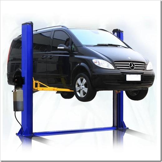 Актуальные типы автомобильных подъёмников для автосервиса