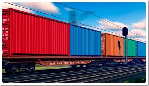 Явные преимущества Ж/Д транспорта над автомобильным